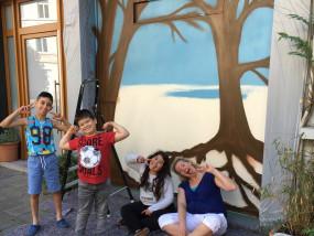Streetart Graffiti Stap voor Stap