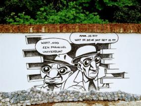 Buiten-muurschildering